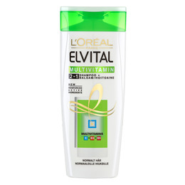 L'Oréal Elvital Shampoo Vitamax 2in1, 250 ml