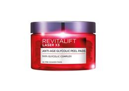 L'Oréal Revitalift Laser Pads 30 stk.
