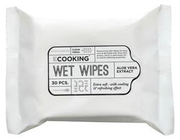 Ecooking Wetwipes 30 stk