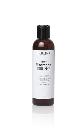 Juhldal Normal Shampoo No.2,  100 ml