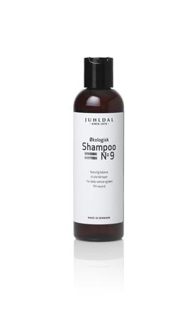 Juhldal Økologisk Shampoo No 9 200 ml