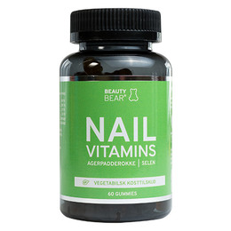 Beauty Bear NAIL Vitamins  60 gummies