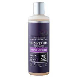Urtekram Shower gel Purple Lavener øko 250 ml