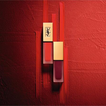Yves Saint Laurent Tatouage Couture 11 Rose Illicite