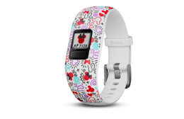 Garmin Vivofit JR 2 Disney Minnie Mouse (Justerbar)
