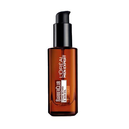 L'Oréal Paris Men Exp. Barber Club Long Beard & Skin Oil 30 ml