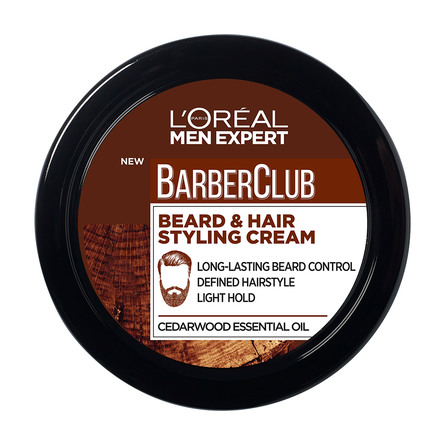 L'Oréal Paris Men Exp. Barber Club Styling Cream 75 ml