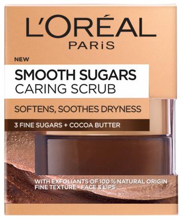 L'Oréal Sugar Scrub Cacao butter 50 ml