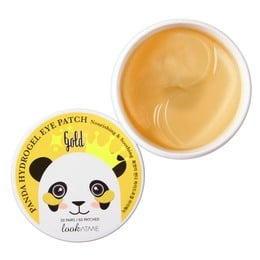 Look At Me Look at Me Panda Hydrogel Eye Patch Gold