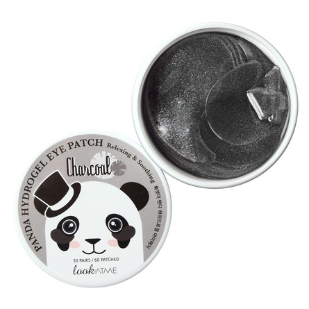Look At Me Panda Hydrogel Eye Patch Charcoal