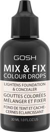 Gosh Copenhagen Mix & Fix Colour Drops 001 Light