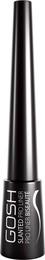 Gosh Copenhagen Slanted Pro Liner 001 Intense Black