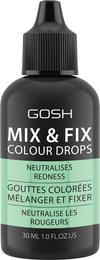 Gosh Copenhagen Mix & Fix Colour Drops 002 Green