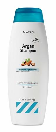 Matas Striber Argan Shampoo 500 ml