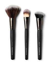 M.COSMETICS Professionel Face Brush Kit No. 100, 105 & 109