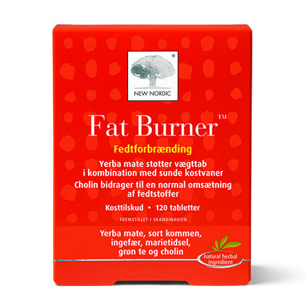New Nordic Fat Burner™ 120 tabl.