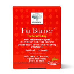 New Nordic Fat Burner™ 120 tabl.