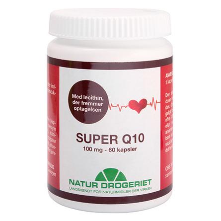 Q10 Super 100 mg 60 kap