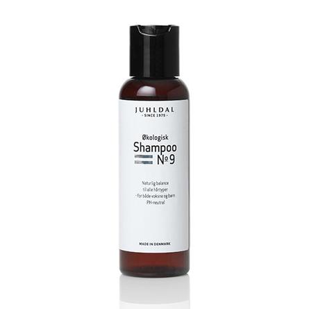 Juhldal Økologisk Shampoo No 9, 100 ml