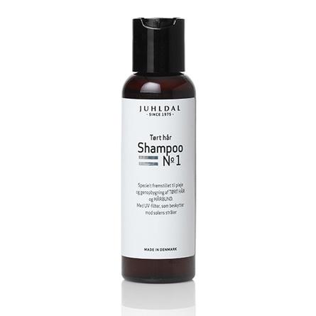 Juhldal Tørt Hår Shampoo No.1, 100 ml