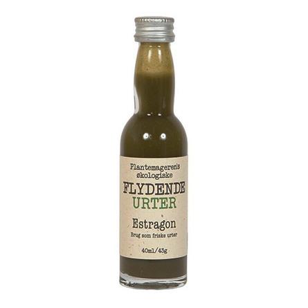 Flydende urter estragon Ø Plantemageren 40 ml