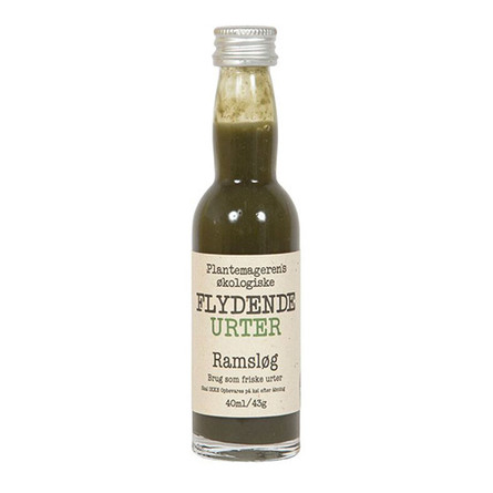 Flydende urter ramsløg Ø Plantemageren 40 ml