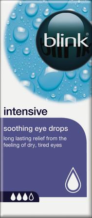 blink øjendråber Intensive Tears 10 ml