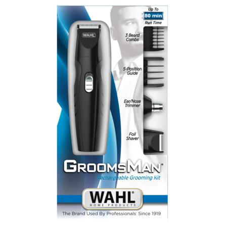 Wahl Skæftrimmer Groomsman All-in-one