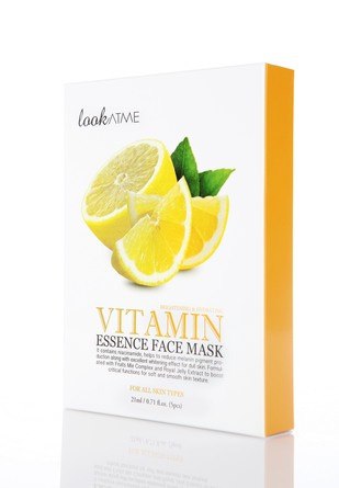 Look At Me Essence Face Mask Vitamin 5 stk.