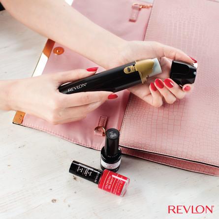 Revlon REVLON Elektrisk Negle Buffer