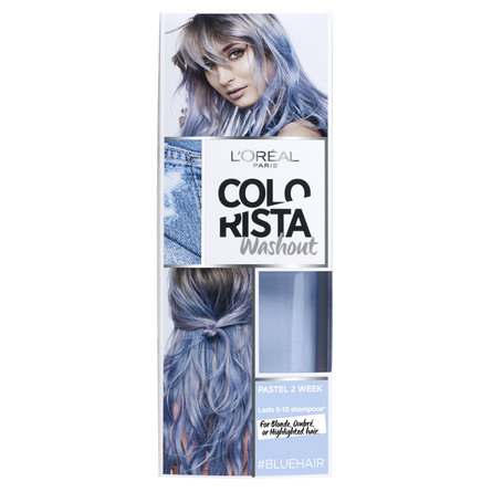 hårfarve der går ud efter vask