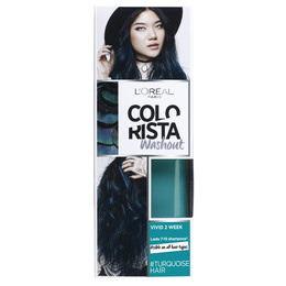 L'Oréal Paris Colorista Wash Out 10 Turquiose