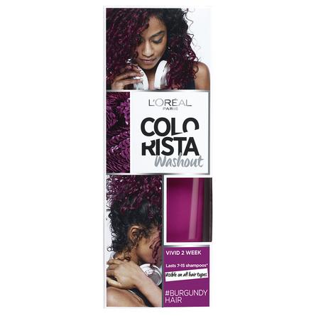 L'Oréal Paris Colorista Wash Out 11 Burgundy 80 ml