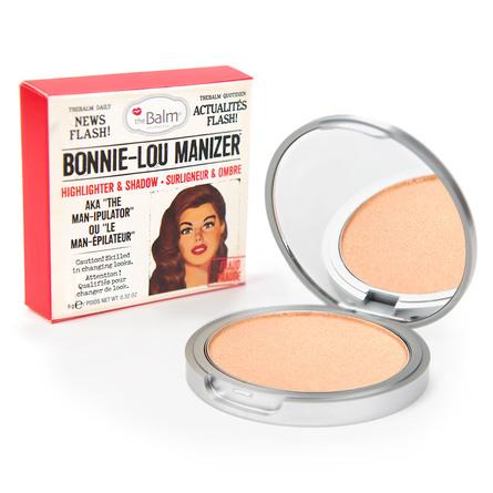 The Balm Highlighter, shimmer & shadow Bonnie-Lou Manizer