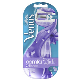 Gillette Venus Breeze Barberskraber 1 stk.