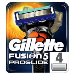 Gillette Fusion ProGlide Manual blade 4-pak