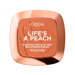 L'Oréal Paris Life's a Peach Skin Awakening Blush