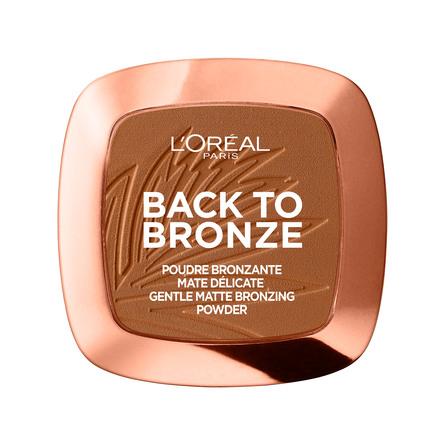 L'Oréal Paris Back to Bronze Matte Bronzing Powder