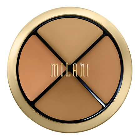 Milani Conceal + Perfect All In One Concealer Kit Medium to Dark