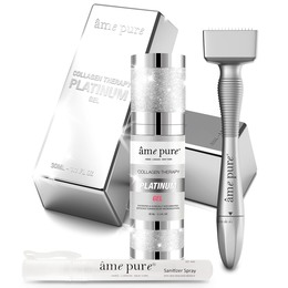 âme pure® Adjustable Derma Stamp PLATINUM KIT