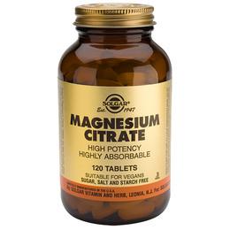 Magnesium citrat 200mg 120 tab