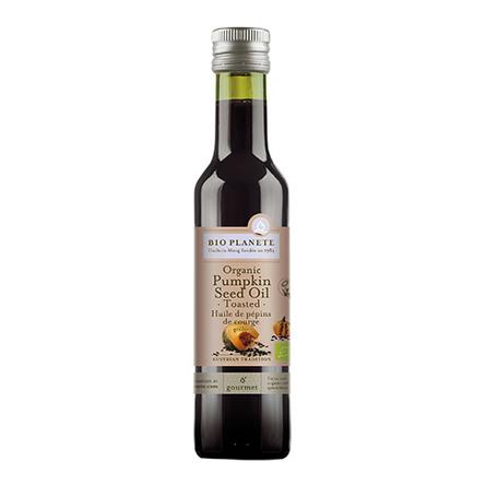 Græskarkerneolie (ristet) Ø 250 ml