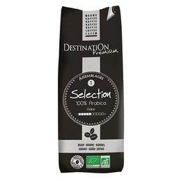 Kaffe bønner hele Ø 100% arabica 250 g