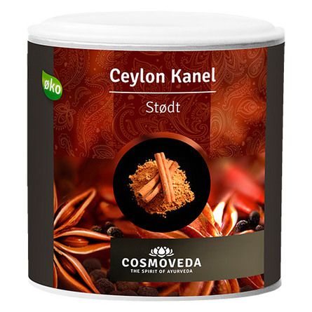 Kanel pulver (Ceylon) Ø 80 g