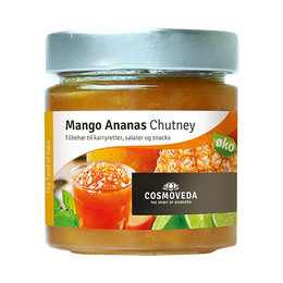Chutney Mango Ananas Ø 225 g