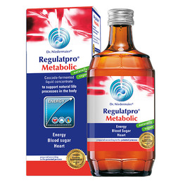 Enzymdrik Regulatpro Metabolic indh. vita 350 ml