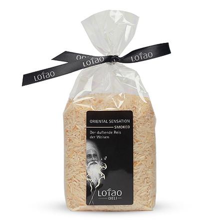 Lotao Ris Orientalsk Røget Øko 300 gr.