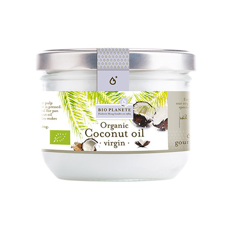 Kokosolie koldpresset jumfru Ø 400 ml