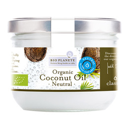 BioPlanète Kokosolie mild u. smag Øko  400 ml