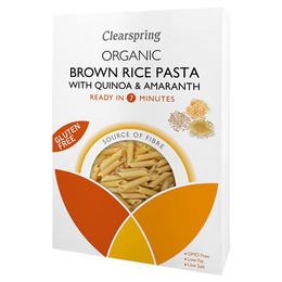 Brune ris penne Ø m. quinoa & amaranth 250 g